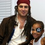 Children with Pirate